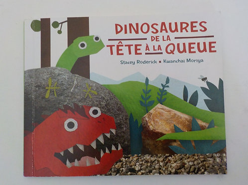 RODERICK MORIYA: Dinosaures de la tête à la queue McDonald