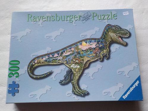 Dinopsaure Casse-tête Ravensburger 300 morceaux