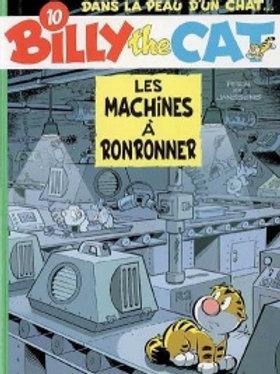 COLMAN DESBERG Billy the Cat T10 Les machines à ronronner 9782800137834