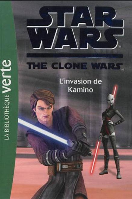 Star Wars T16 L'invasion de Kamino 9782012036727