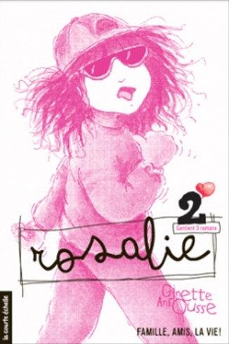 ANFOUSSE, Ginette T2 Rosalie 9780896514298 2011