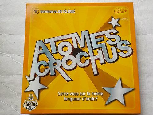 Atomes Crochus Gladius GLA4610 Jeux 12 ans +