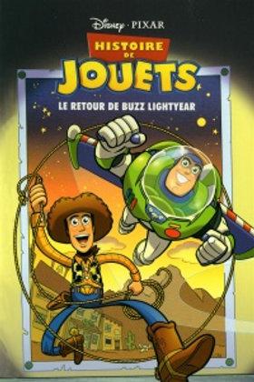 Histoire de Jouets T4: Le retour de Buzz Lightyear 9782896603657 2012