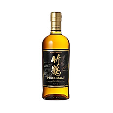 NIKKA TAKETSURU PURE MALT, 86 PROOF