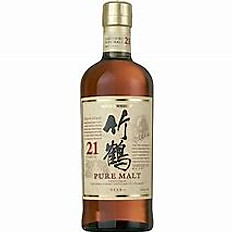 NIKKA TAKETSURU 21 YEAR, 86 PROOF
