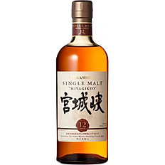 NIKKA MIYAGIKYO SINGLE MALT, 90 PROOF