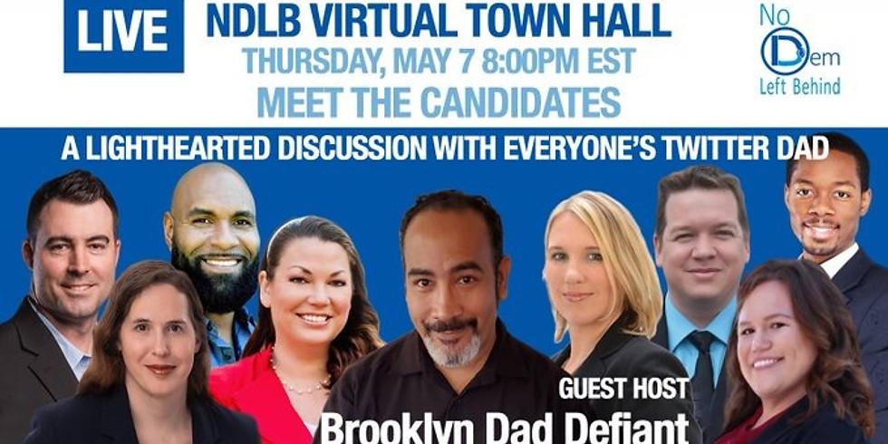 No Dem Left Behind Virtual Town Hall - Brooklyn Dad Defiant