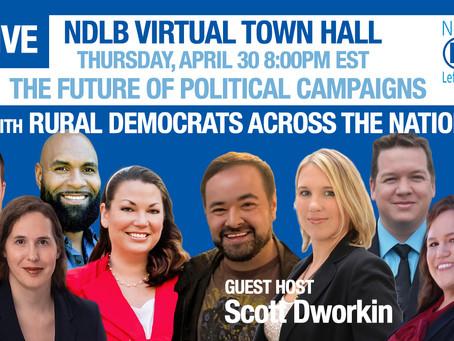 #Resistance activist Scott Dworkin hosts Dr. Cindy Banyai (D-FL19) NDLB Virtual Town Hall