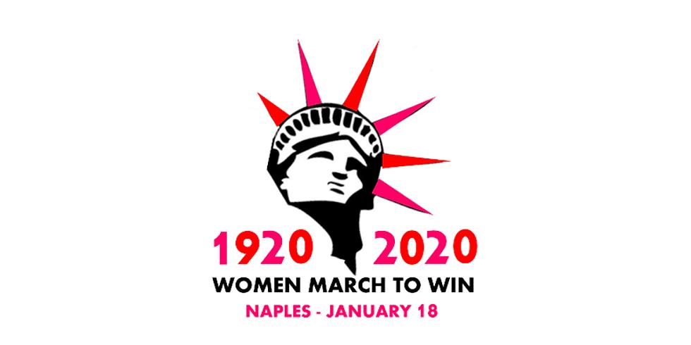Naples Women's March
