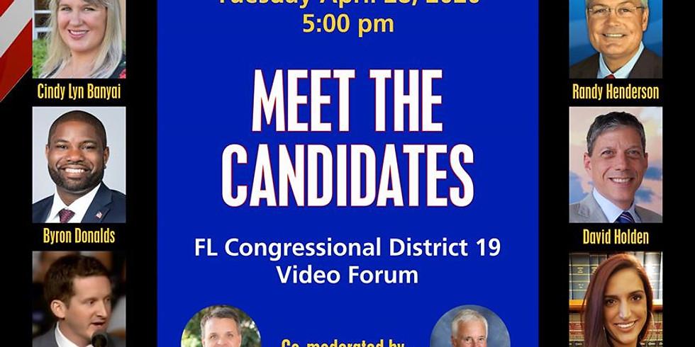 Florida Citizens Alliance Candidate Forum
