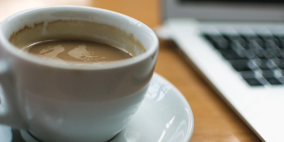 Coffee Corner with Cindy