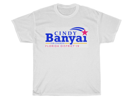 Team Banyai launches merchandise shop to support campaign