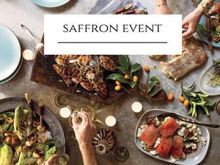 Saffron event!