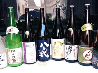 山口日本酒 night!