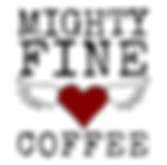 Mighty Fine Coffee logo