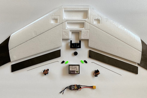 STEM+C Wing Trainer (Pre-laminated with electronics)