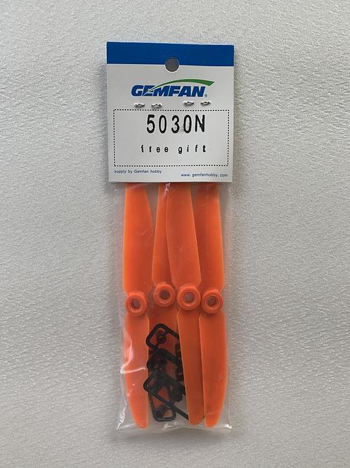 Gemfan 5030N Props (Orange)