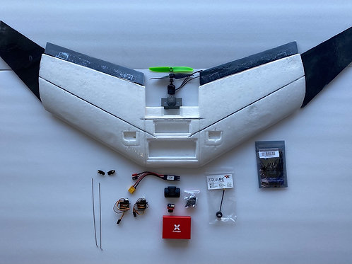 STEM Wing build kit (Pre-laminated with electronics, and FPV electronics))