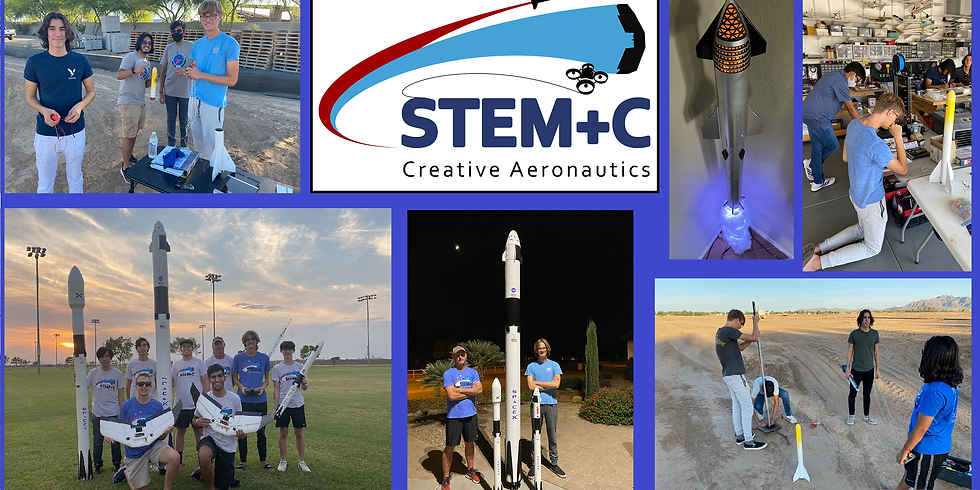 Guided Model Rocketry Build Session