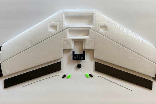 STEM+C Wing Trainer (No Electronics, pre-laminated)