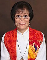Dover District Superintendent Kyung-Hee Sa