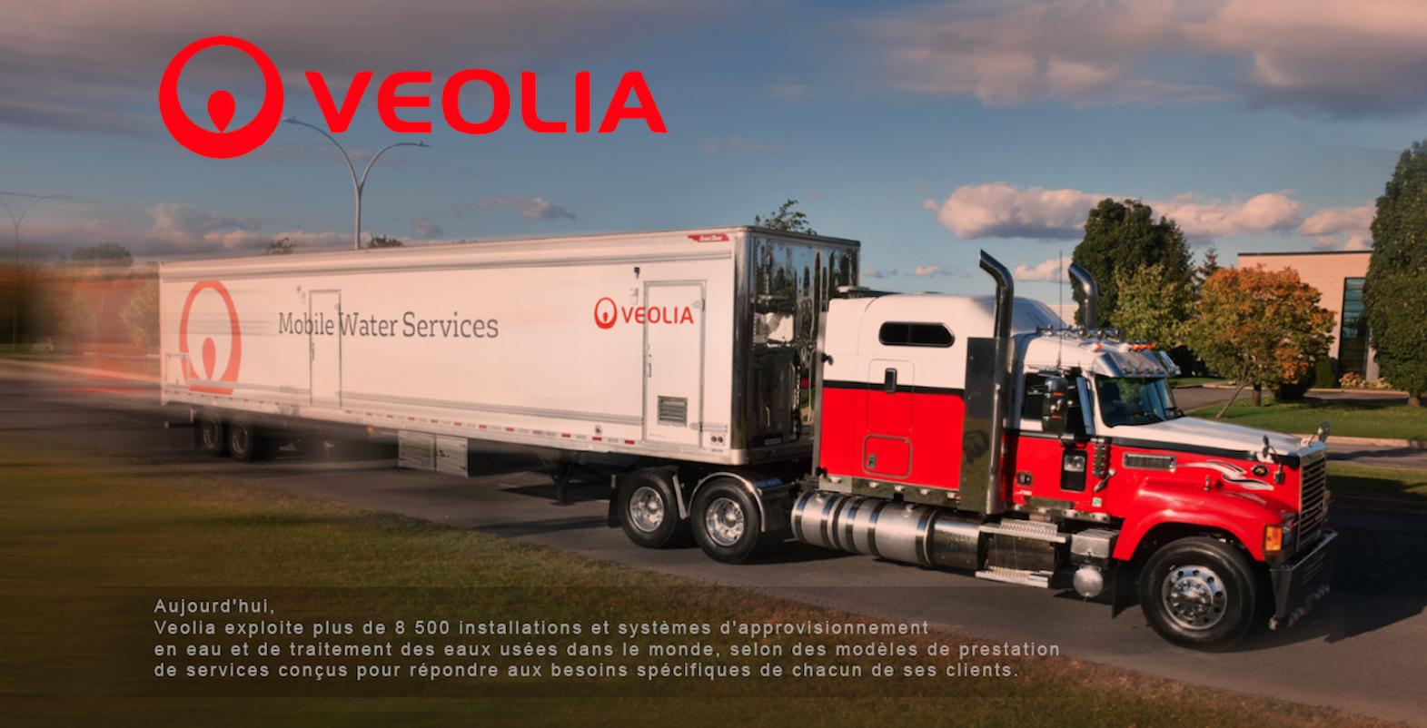 Veolia web3