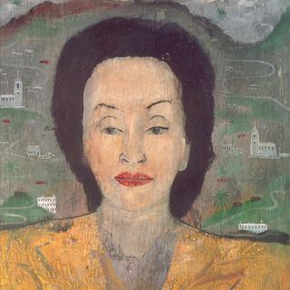 G-171-R-146-Lúcia Machado de Almeida, 1954, osm, 50 x 41 cm.