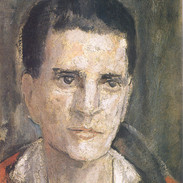 G-029-R-005-Ismael Nery, 1930, ost , 39 x 26 cm.