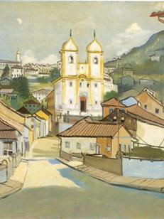 Ouro Preto, 1959, 001-59, osm, 54 X 65 cm.