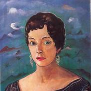 G-129-R-105-Sara Ávila de Oliveira, 1954, osm, 50 x 41 cm.