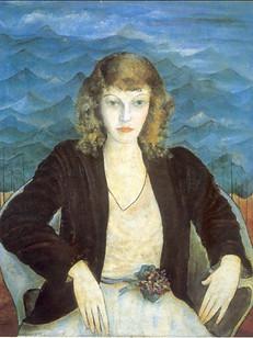 Felicitas Barreto, 1931, 001-31, ost, 87 X 70 cm.