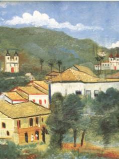 Mariana, 1950, 003-50, osm, 50 X 60 cm.