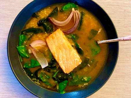 Intermittent Fasting & Miso Recipe