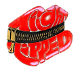 Tight Lipped Band Logo