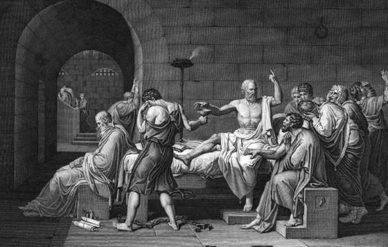 "The Defense Speech (""Apology"") of Socrates"