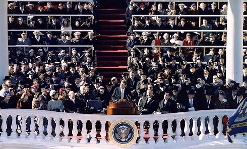 JFK Presidential Inaugural Address 20 January 1961
