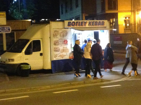 The Humble Kebab Van