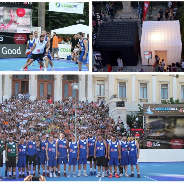 LG Aegean Ball Festival