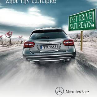 Mercedes Benz EKKA