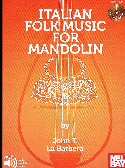 Folk Music for Mandolin by John T. La Barbera