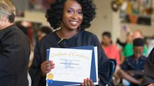 From #bloggertobeautician Graduation Recap