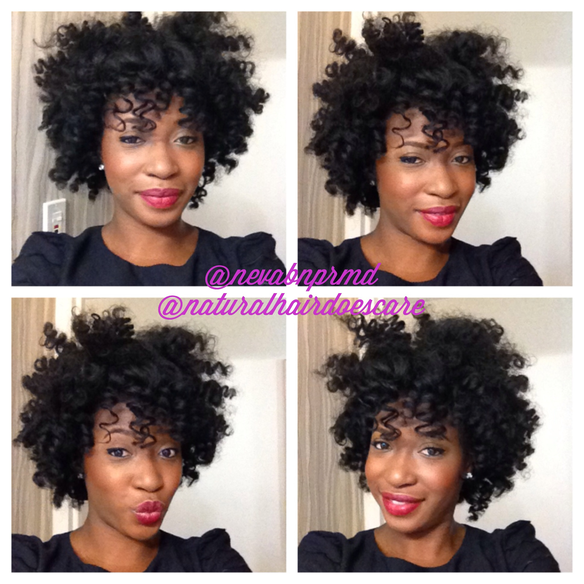 Curly Fro!