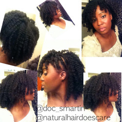 Braid Out