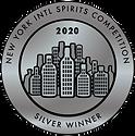 NYISC_2020_Silver- blanco & reposado on