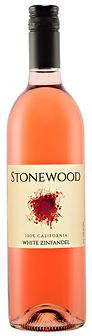 STONEWOOD WHITE ZINFANDEL 750 bottle cro