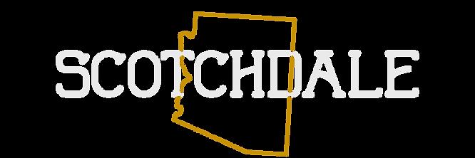 Scotchdale Offical Logo White Font, Cara