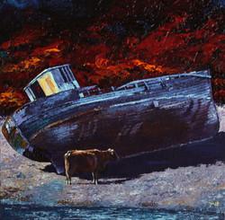 Wreck, Little Horseshoe Bay
