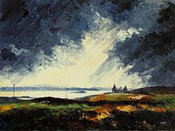 Lochmaddy - After the Rain