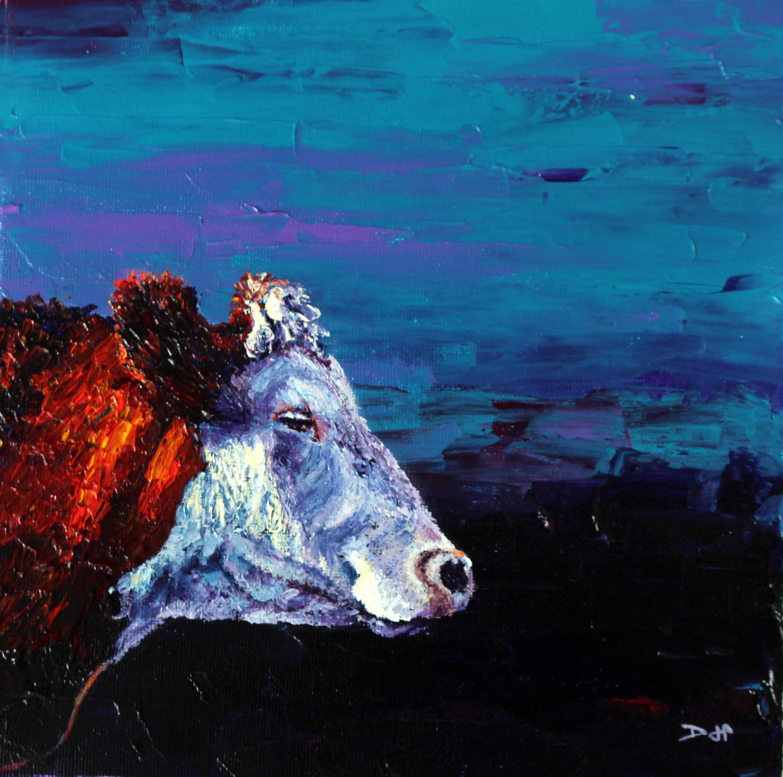 Dozy Cow