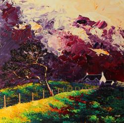 Evening - Moorside